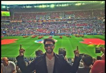 Ranveer Singh gifts himself a semi finals ticket to watch Euro 2016′s Wales Vs Portugal match