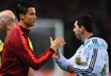 It hurts to see Messi in tears : Ronaldo