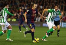 Barcelona vs Real Betis Live Telecast Tv channels and Live Streaming