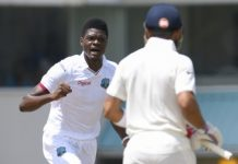 India vs West Indies 3rd test Day-1, India – 234/5