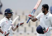 India vs West Indies 3rd test Day-2, India – 353, West Indies – 107/1