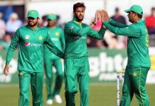 Ireland had no answer of Pakistan bowlers