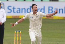 New Zealand vs South Africa 1st test Day-1, South Africa – 236/8