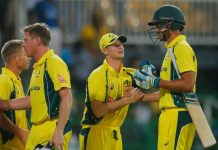 1st ODI: Sri Lanka v Australia, Australia won by 3 wickets