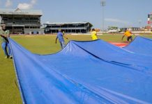 India vs West Indies 4th test called off draw
