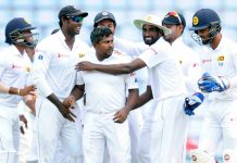 Rangana Herath took a hat-trick as Australia collapsed to 106 on day 2 of the 2nd Test