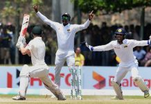 Sri Lanka have beaten Australia by 229 runs in Galle Test