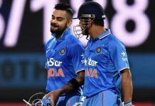 Virat Kohli replace MS Dhoni as PepsiCo Icon