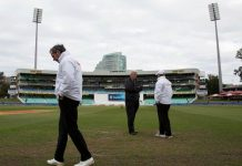 New Zealand vs South Africa 1st test draw
