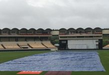 India vs West Indies 3rd test Day-3 washed out due to rain