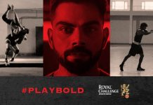 Virat Kohli urges Indian athletes to Play Bold
