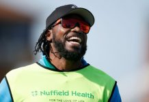 Chris Gayle : I'm going to smash a bowler for six 6s