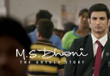 M.S.Dhoni-The Untold Story into trouble in Maharashtra