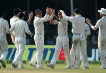 India vs New Zealand 1st test Day-1 : India 291/9