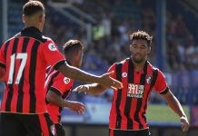 Bournemouth 22-man squad for 2016-17