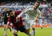 Real Madrid vs Osasuna TV channels Telecast in India