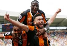 Hull City 25-man squad for 2016-17