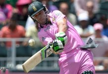Who can break AB De Villiers fastest century record ?