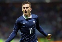 Antoine Griezmann may replace Wayne Rooney in Manchester United