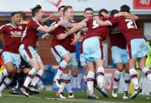 Burnley 22-man squad for 2016-17