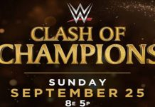 WWE Clash Of Champions matches, free live streaming and TV Channels