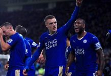 Leicester City 22-man squad for 2016-17