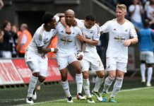 Swansea City 24-man squad for 2016-17