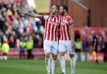 Stoke City 25-man squad for 2016-17