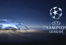 UEFA Champions League 2016/17 Standings groupwise