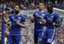 Chelsea 22-man squad for 2016-17