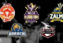 Pakistan Super League (PSL) 2017 Schedule