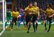 Watford 22-man squad for 2016-17