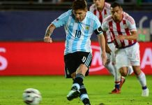 World Cup qualifier 2018 : Argentina Vs Paraguay TV channel and live streaming