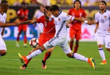 World Cup qualifier 2018 : Chile vs Peru TV channel and live streaming