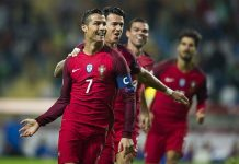 World Cup qualifier 2018 : Faroe Islands Vs Portugal  TV channel and live streaming