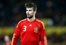Gerard Pique confirms he will retire from international football after 2018 World Cup