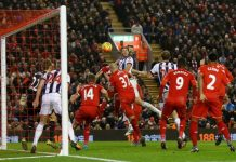 Liverpool vs West Bromwich Live Streaming and Prediction