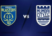 ISL 2016 : Kerala Blasters FC vs Mumbai City FC live streaming