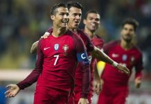 Ronaldo is back with 4 goals for Portugal