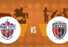 ISL 2016 : FC Pune City vs NorthEast United FC live streaming