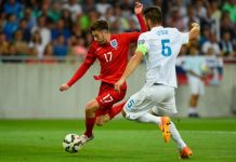 World Cup qualifier 2018 : Slovenia Vs England TV channel and live streaming
