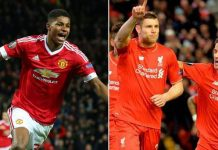 Liverpool vs Manchester United Live Streaming Free