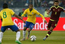 World Cup qualifier 2018 : Venezuela vs Brazil TV channel and live streaming