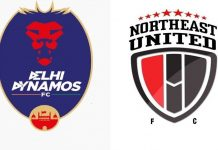 ISL 2016 : Delhi Dynamos FC vs NorthEast United FC live streaming