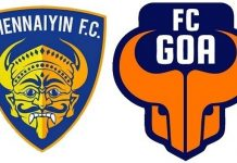 ISL 2016 : Chennaiyin FC vs FC Goa live streaming