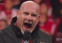 Goldberg Is Back In WWE