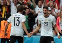 World Cup qualifier 2018 : Germany Vs Northern Ireland TV channel and live streaming