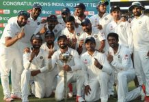 India Whitewash New Zealand 3-0