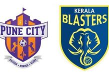 ISL 2016 : FC Pune City vs Kerala Blasters FC live streaming