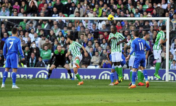 Real Betis vs Real Madrid Live TV channels and Live Streaming